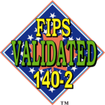 FIPS 140-2 Validated Logo 150px